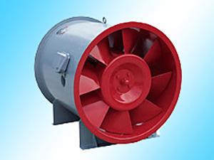 YTPY消防高溫排煙(yan)風機