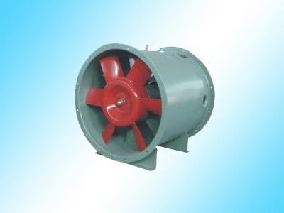 HTF消防高溫排煙(yan)風機